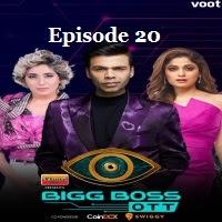 Bigg Boss OTT (2021 EP 20) Hindi Season 1 Watch Online Movies