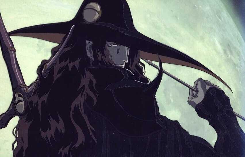 d of vampire hunter d
