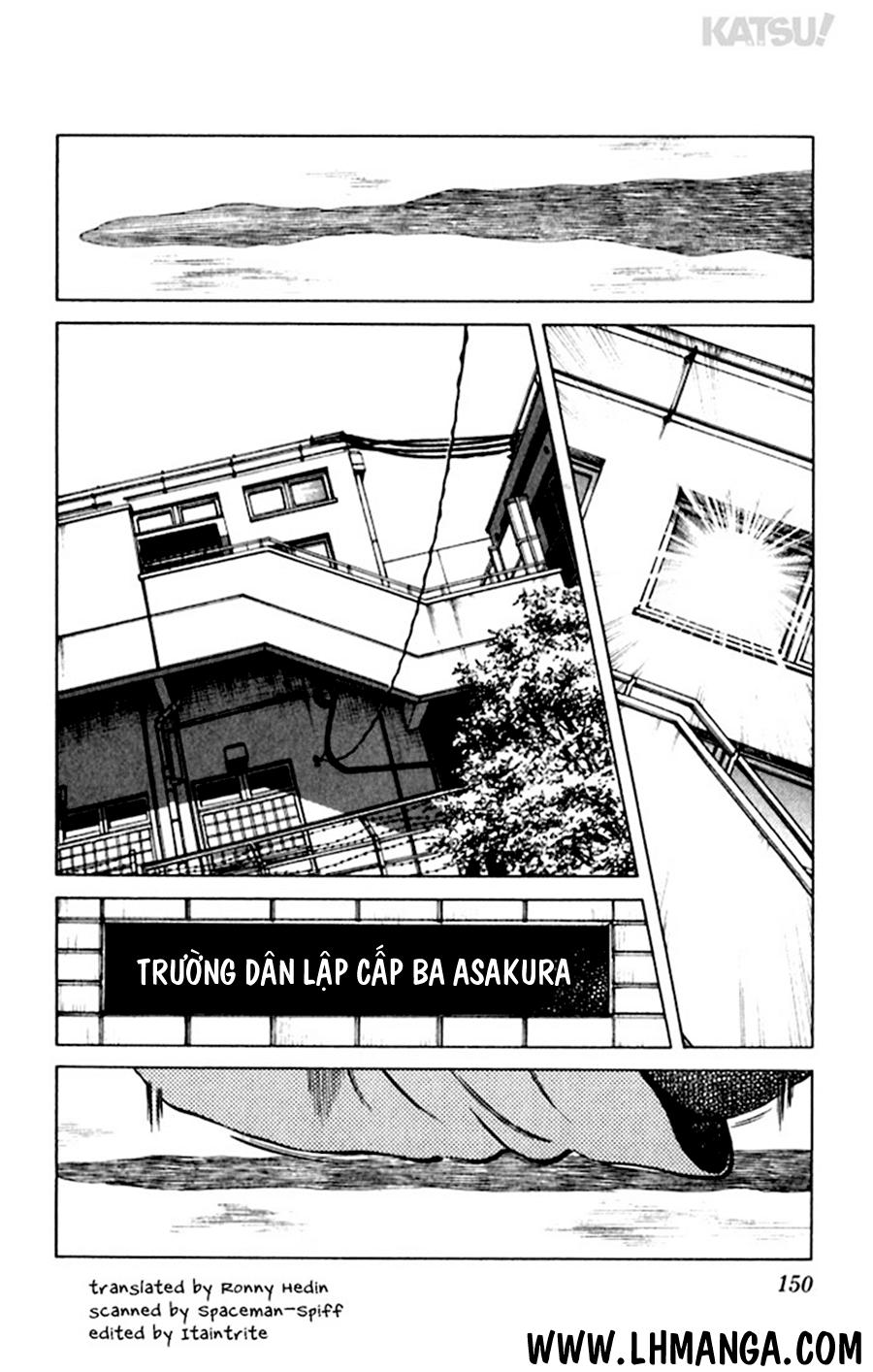 Katsu! chương 027: mizutani sẽ không thua đâu! trang 4
