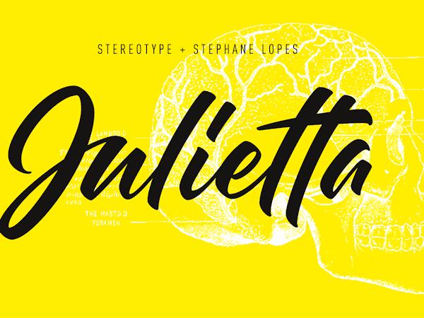Julietta Brush Script Font Free Download