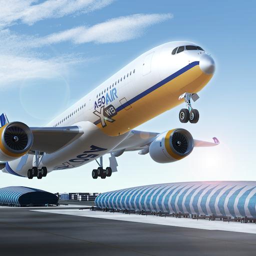 تحميل لعبه Airline Commander مهكره اخر اصدار