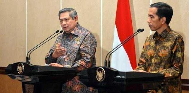 Rupiah Melemah, SBY Minta Kader Demokrat Tidak Ikut Serang Jokowi