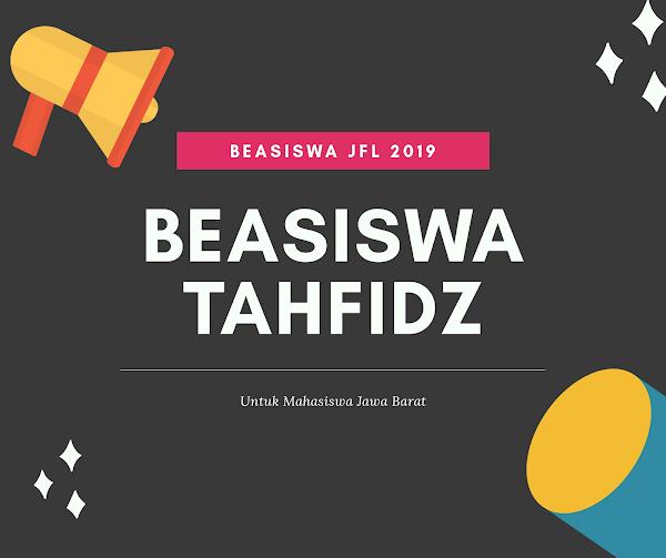 Beasiswa Tahfidz Bagi Mahasiswa Jawa Barat | Beasiswa S1