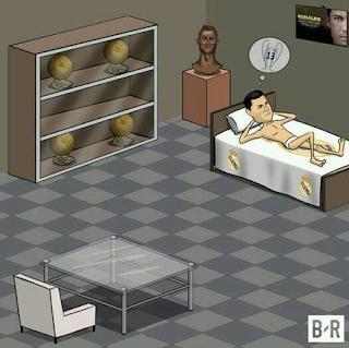 1.Kamar Ronaldo
