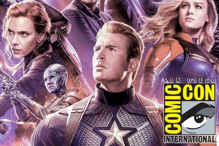 Avengers: Endgame San Diego Comic Con 2019