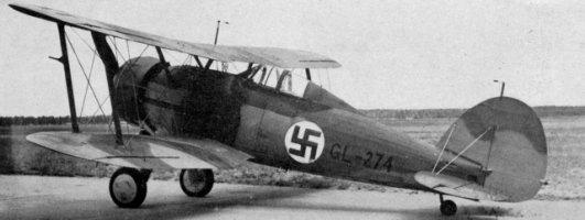11 January 1940 worldwartwo.filminspector.com Gloster Gladiator