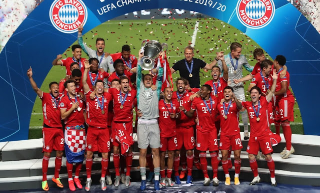 Bayern de Múnich 2020