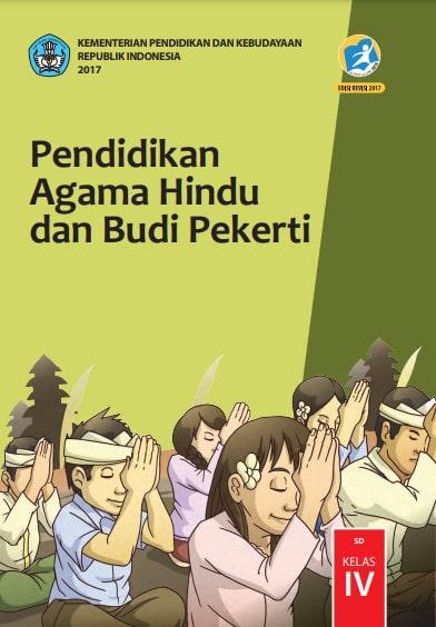 Buku Siswa Pendidikan Agama Hindu Kelas 4 Revisi 2017 Kurikulum 2013