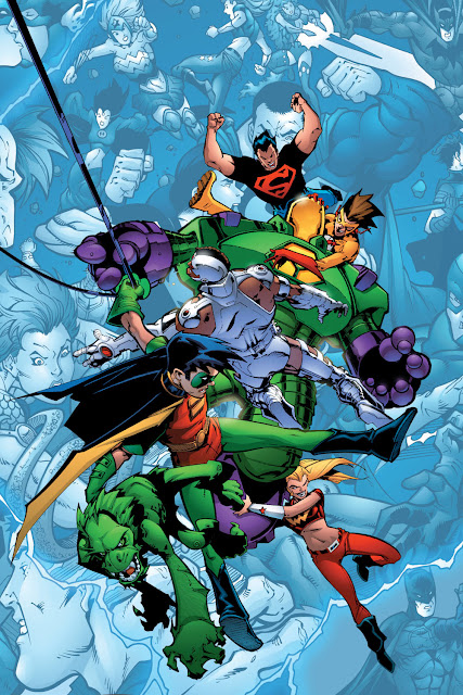 teen titans infinite crisis