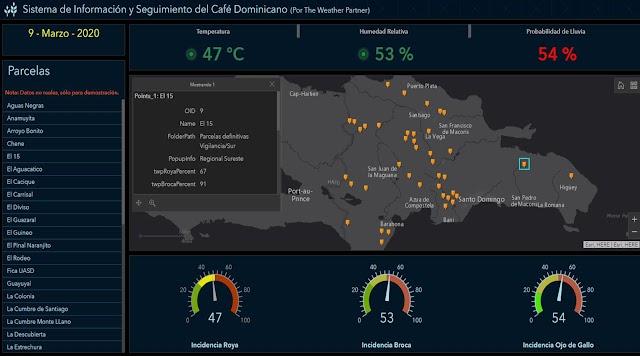 Esri y la barcelonesa The Weather Partner lanzan 'The Weather Map Premium', una solución de predicción meteorológica de precisión