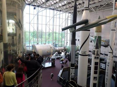misiles del museo