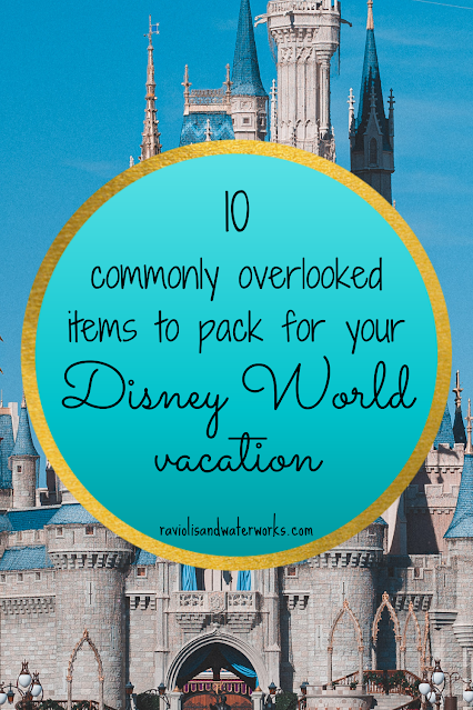 packing list for disney; disney vacation essentials; things you need for disney vacation