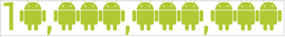 10 Milliarden Android Marrket-Downloads