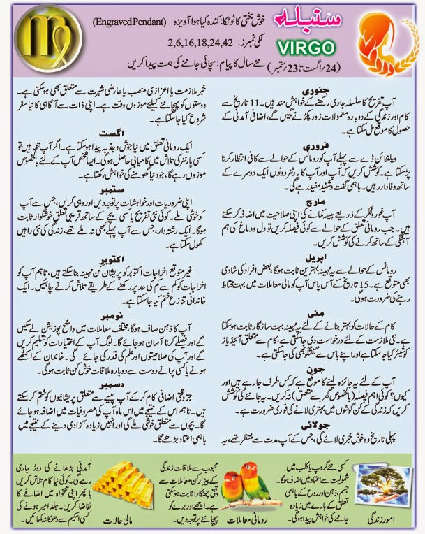 virgo march 2020 horoscope in urdu