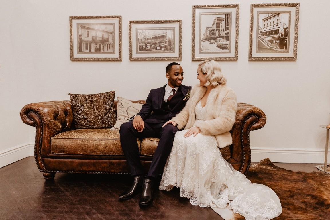 john st photography adelaide winter wedding bridal wear gatsby vibe