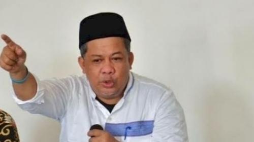 Kritik Keras KPK, Fahri Hamzah: Pakai Otak Kalau Interpretasi UU