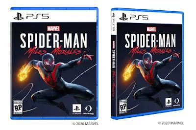 Η Sony αποκάλυψε το desing των game box του PS5 1