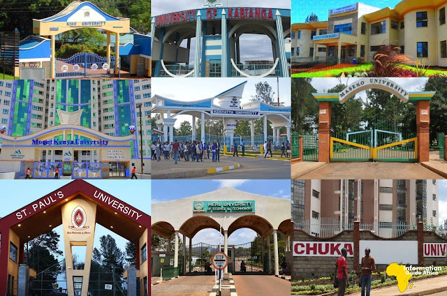 15 Cheapest Universities In Kenya