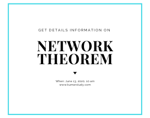network theorem