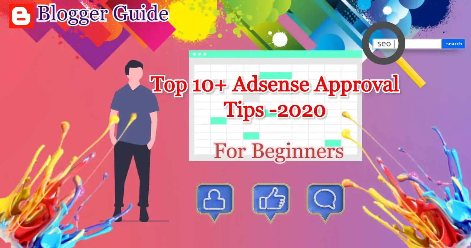 Top 10+ Adsense Approval Tips [2020] - [Blogger Guide 2020]