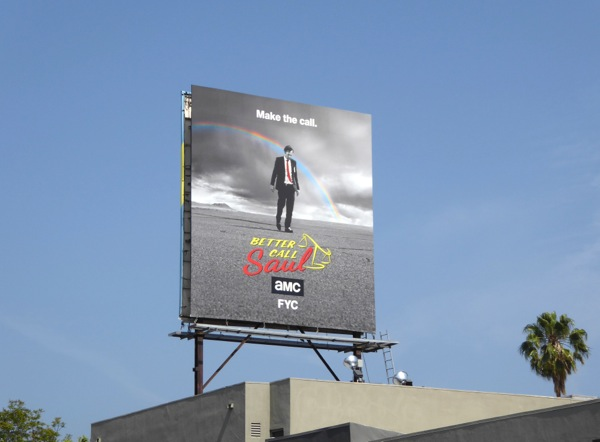 Better Call Saul season 2 Emmy 2016 FYC billboard
