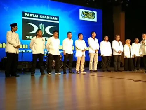 Halal Bihalal PKS Kabupaten Bandung 2019
