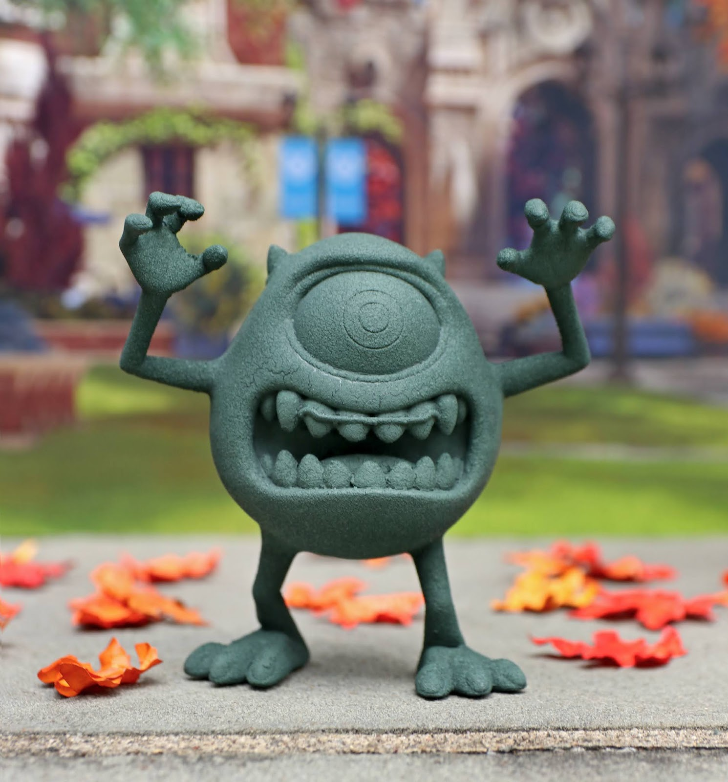 monsters university mike wazowski 3D print