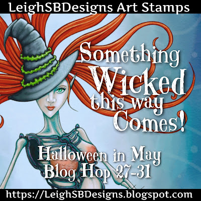 Something Wicked This Way Comes May 2020!