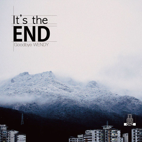 Onz – It's the END – Single