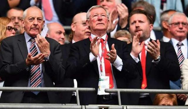 Sir Alex Ferguson Undergoes Brain Surgery