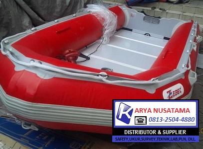 Jual Perahu Arung Jeram 6 Orang Zebec 380A di Bandung