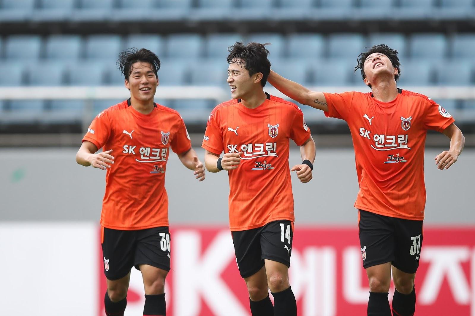 2020 K League 2 Mid-season Grades