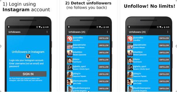 Cek Siapa Yang Unfollow Instagram Kamu Dengan Aplikasi Terbaik Berikut Ini