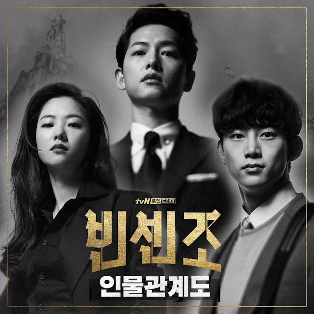 sinopsis drama korea vincenzo