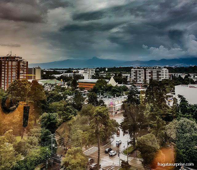 Melhor área para se hospedar na Cidade da Guatemala: Zona Viva