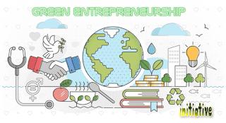 Successful Green Entrepreneurship Initiative