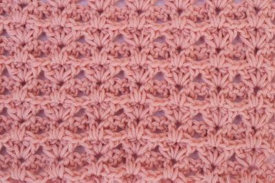 4 - Crochet Imagenes Puntada a crochet en abanicos muy facil y sencilla por Majovel Crochet