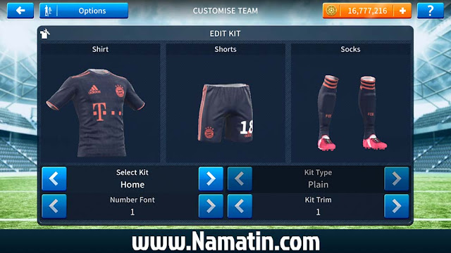 Url Kaos Dream League Soccer Bayern Munchen