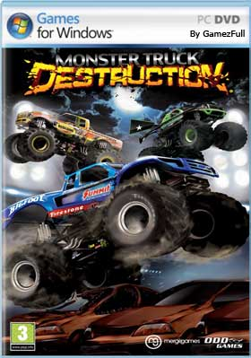 Descargar Monster Truck Destruction pc full español mega y google drive /