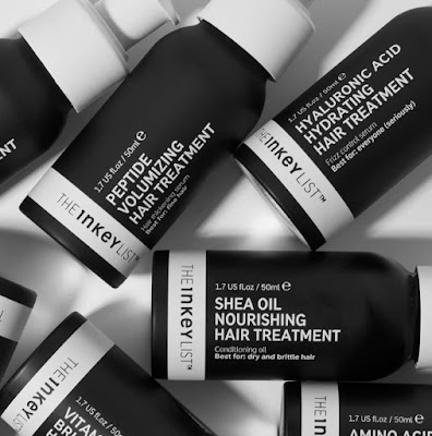 The Inkey List Hair Care Collection
