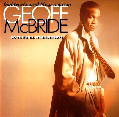 Geoff McBride - Gotta Good Thing
