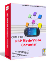 Cucusoft PSP Movie Converter Discount Coupon