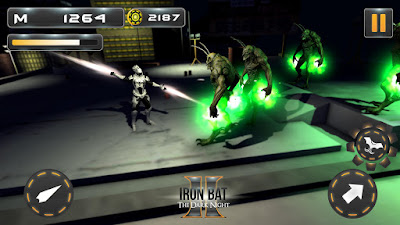 Hack Iron Bat