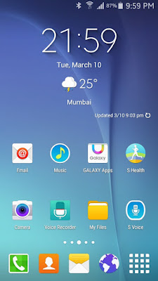 Cara Merubah tampilan Android menjadi seperti Samsung galaxy S6