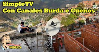 DirecTV en Venezuela y se convierte desde hoy en una servicio Marginal