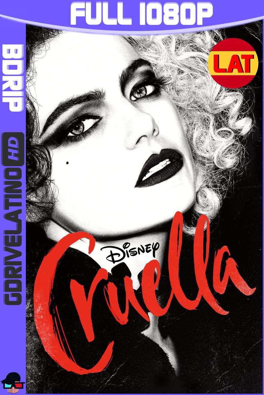 Cruella (2021) BDRip 1080p Latino-Ingles MKV
