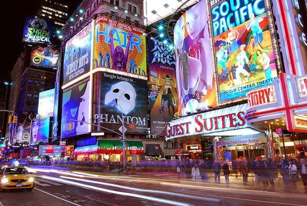 Shows da Broadway Nova York
