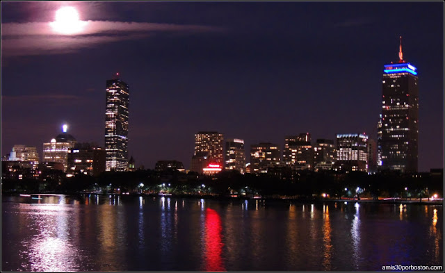 Boston desde Cambridge