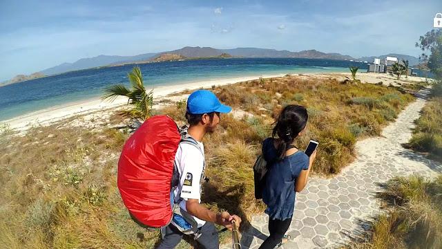 Pulau Kenawa Si Mungil Cantik Dari Sumbawa Barat