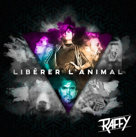raffy libérer l'animal album